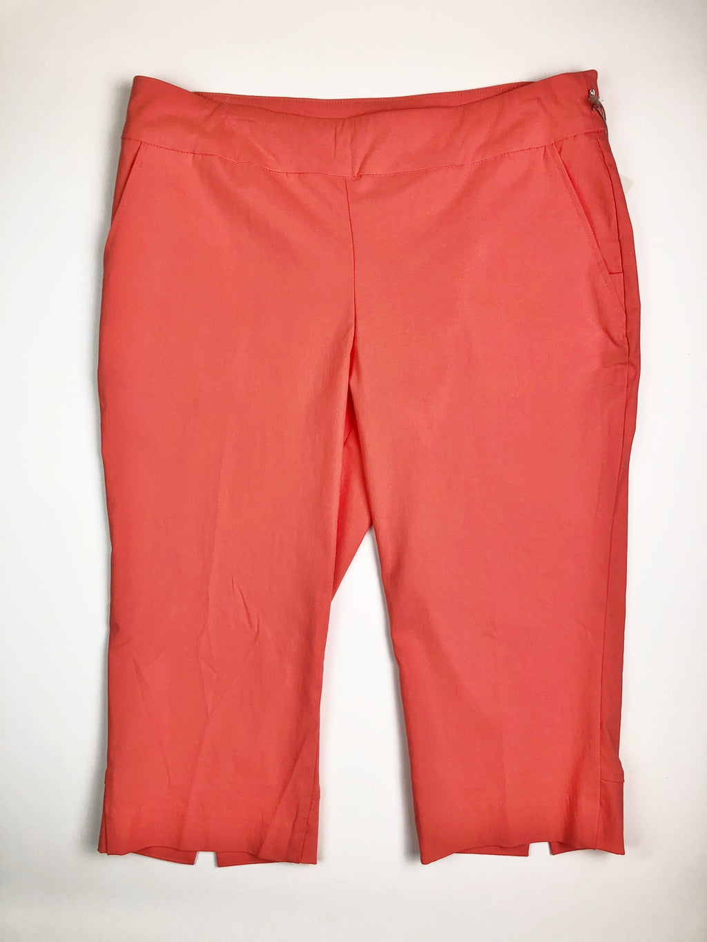 Bette & Court Jem Smooth Fit Capri - Coral | SPF 50