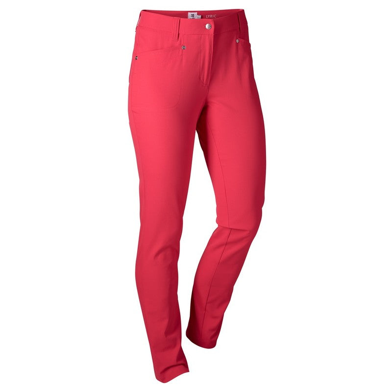 Daily Sport Lyric Pant Sangria Length  29""
