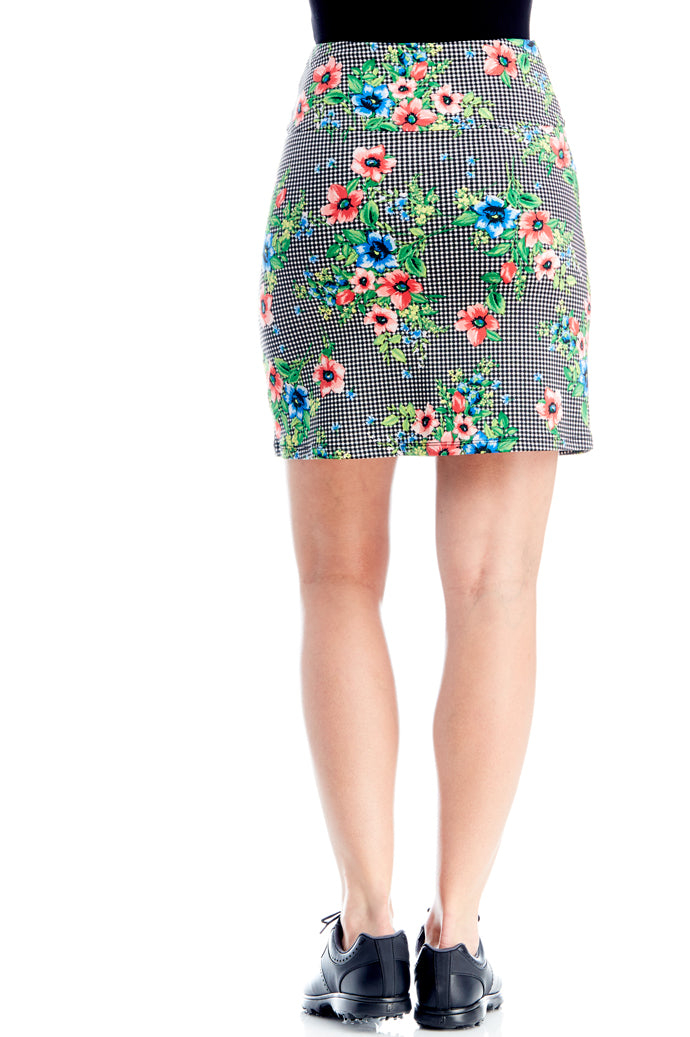 Swing Control Picnic Masters Knit Skort