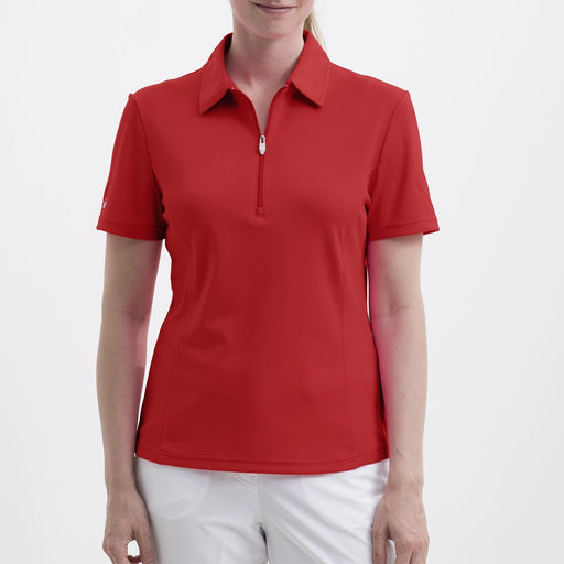Nivo Natasha Polo - Red - SPF 40