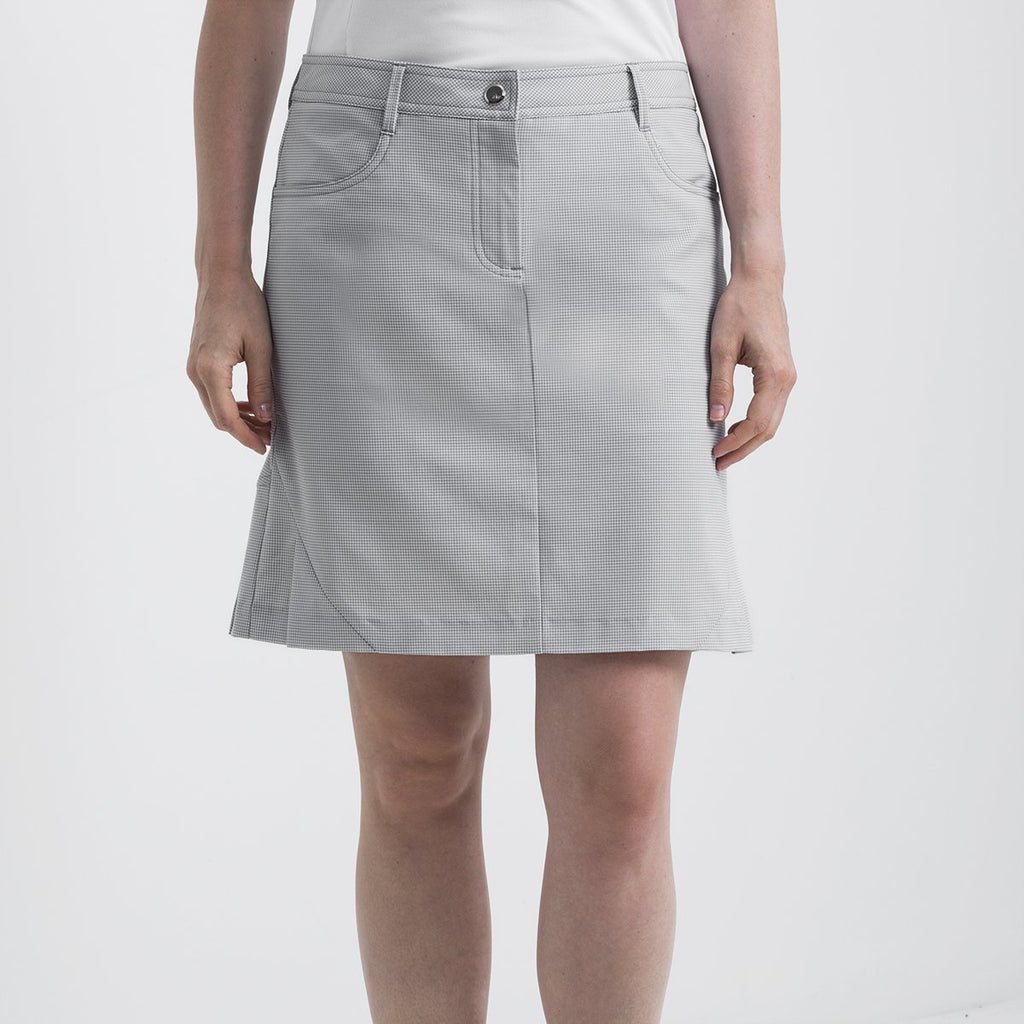 Nivo Nadine Print Skort - Light Grey
