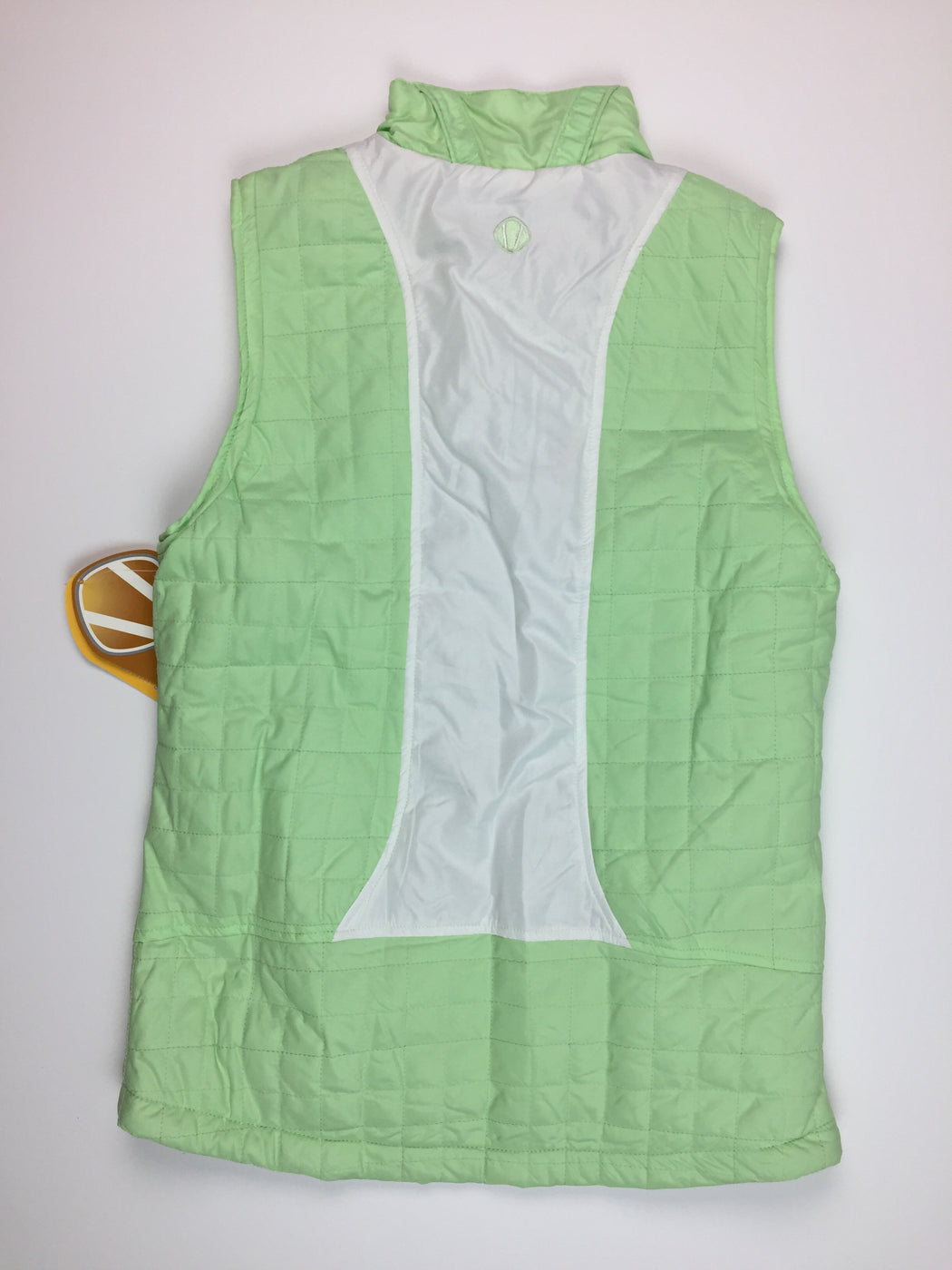 olv quilted puffer quilt do s francesca vest cl clback back product quinn green