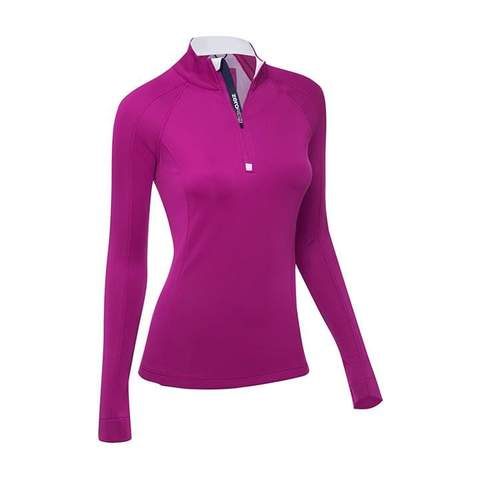 Zero Restriction Samantha Z500 1/4 Zip Pullover -  ENCHANTED
