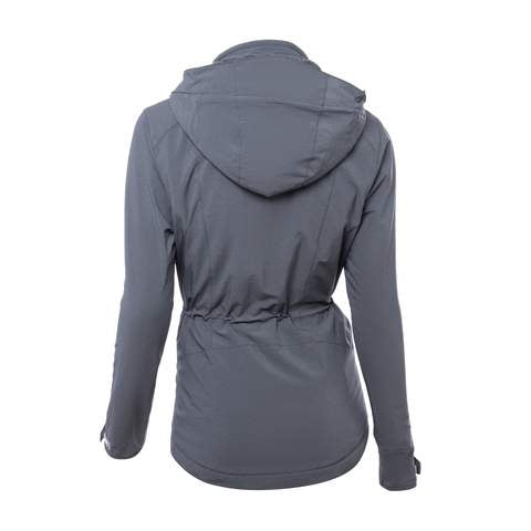 Zero Restriction  ABIGAIL  Wind Jacket -Carbon