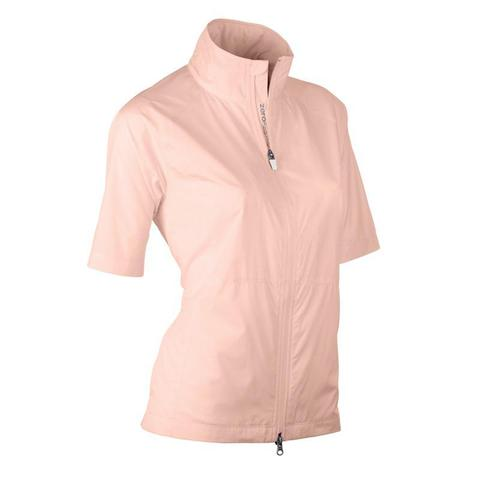 Zero Restriction KELLY Short Sleeve Wind Jacket -Cameo