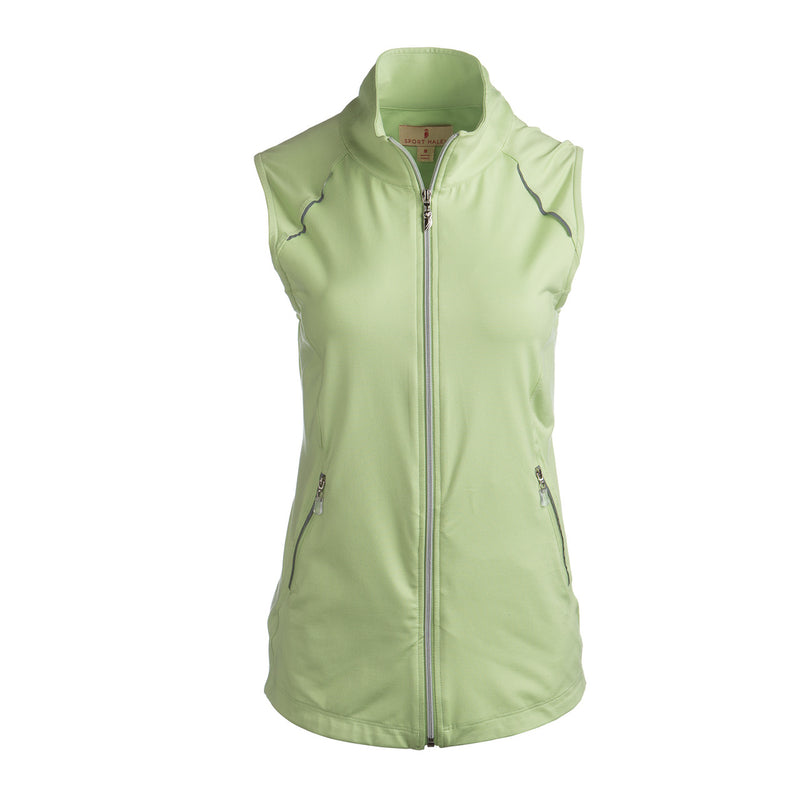 Sport Haley Sonya Full Zip Brushed Vest - UPF 30