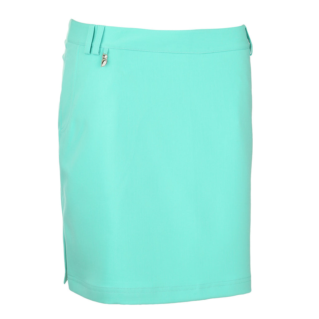 "Sport Haley Clara Solid 19"" Skort With Front Pockets"