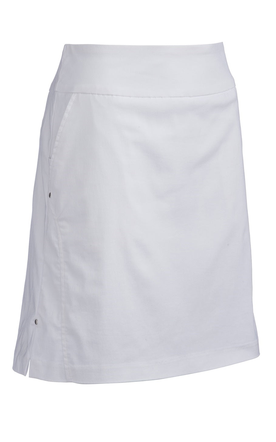 Bette & Court Smooth Fit Skirt - White