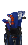 Royal Blue Club Sock Golf Headcover