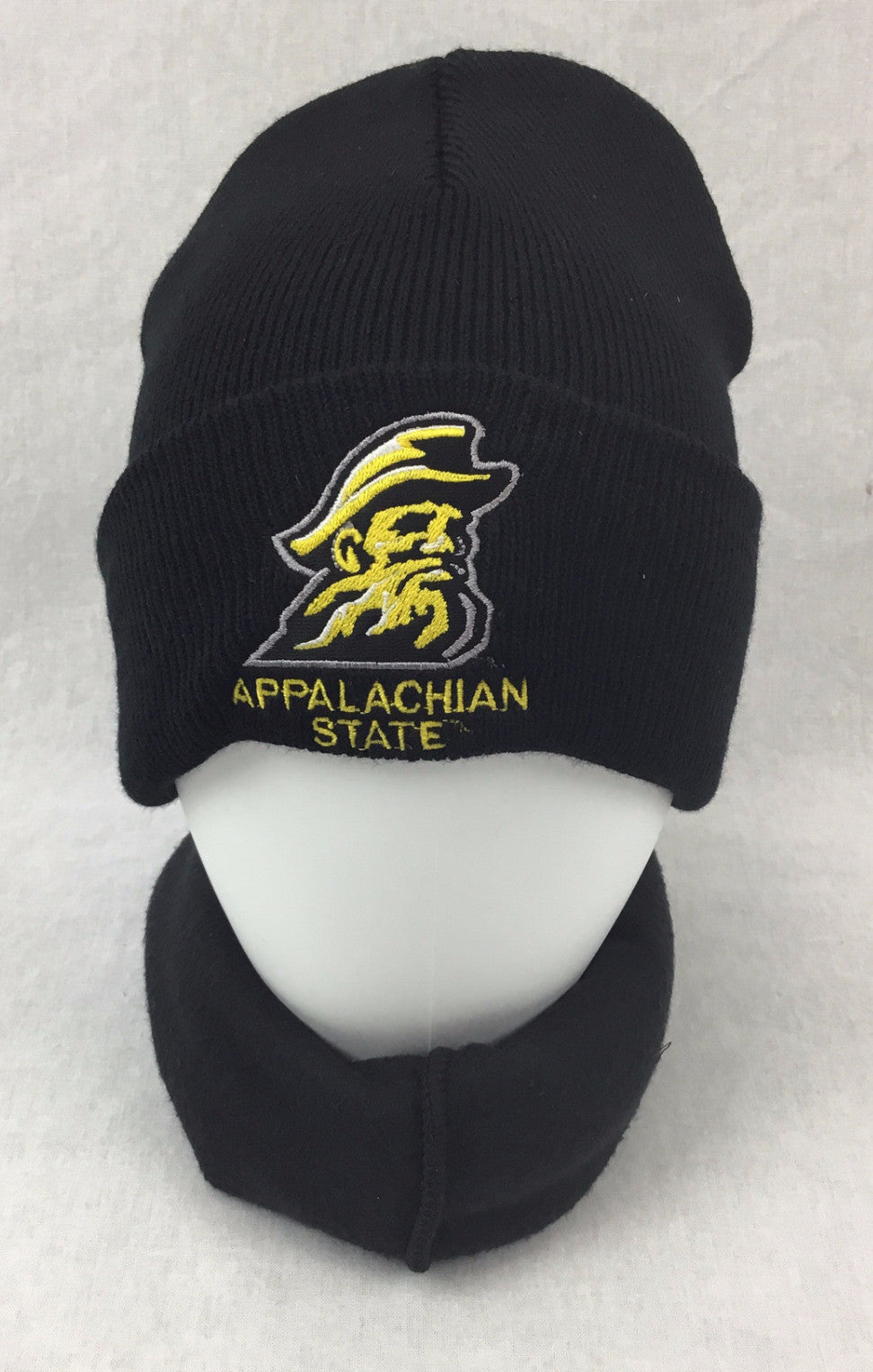 Appalachian State Stocking Cap with Old Yosef Logo
