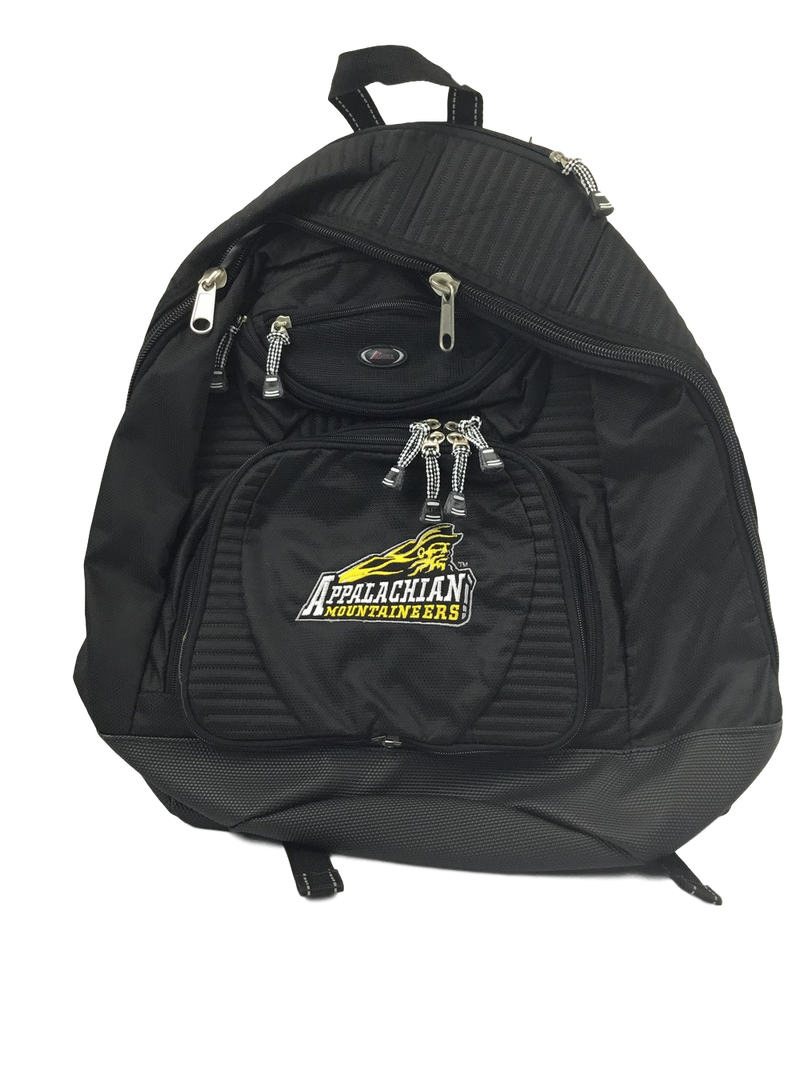 Appalachian State Backpack with Old Yosef Logo