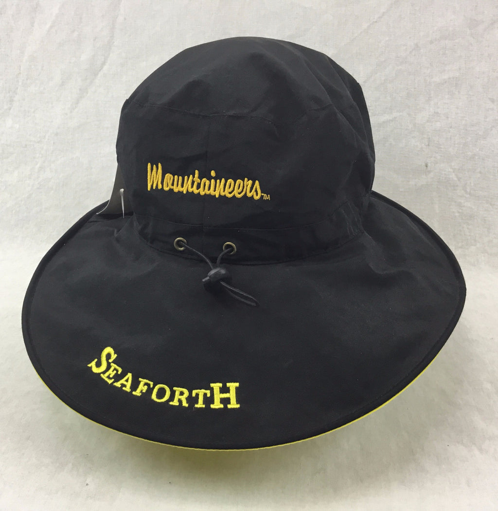 Appalachian State Waterproof Rain Hat - Seaforth