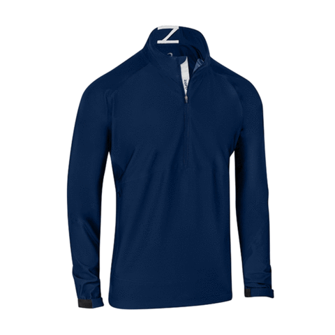 Zero Restriction Men's Jacket Z1000 Pullover - Navy