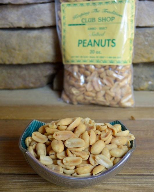 20 oz. Salted or Unsalted Peanuts | 1 pack