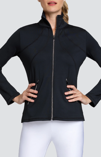 Tail Activewear Rachel Jacket Onyx