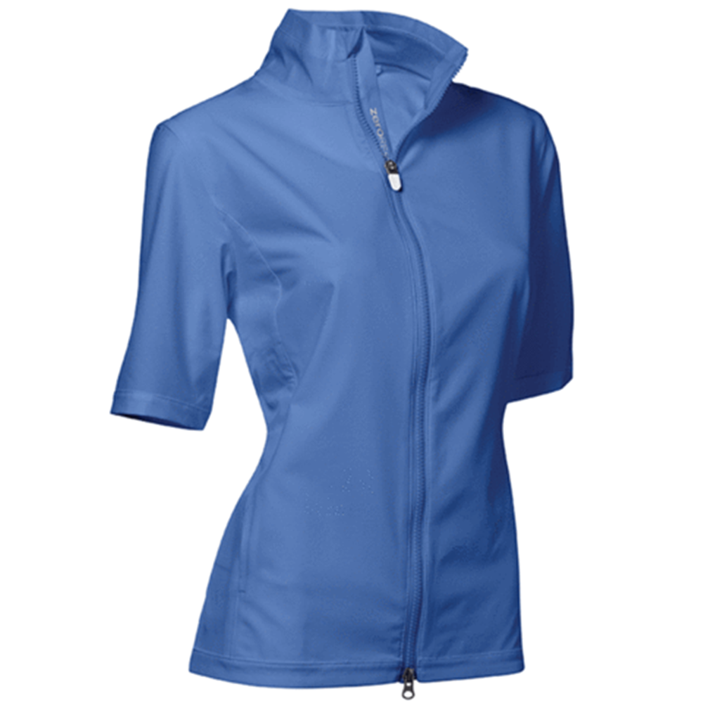 Zero Restriction EVE Short Sleeve Wind Jacket - Cascade