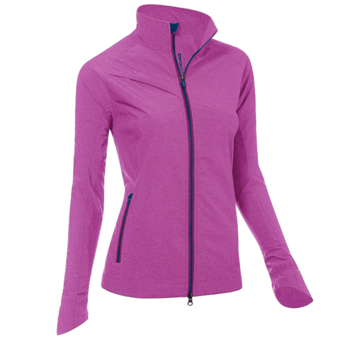Zero Restriction Riley Wind Jacket -Enchanted