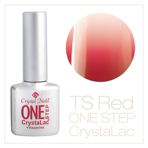 Top Shade One Step CrystaLac gel polish