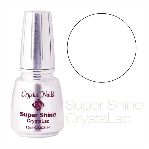 Super Shine  CrystaLac gel polish