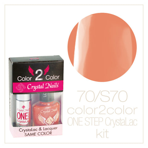 Color 2 Color One Step Kit
