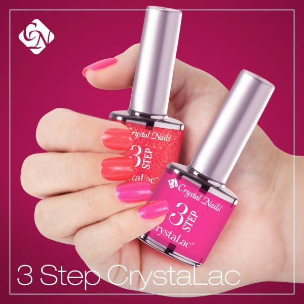 3 STEP gel nail polish