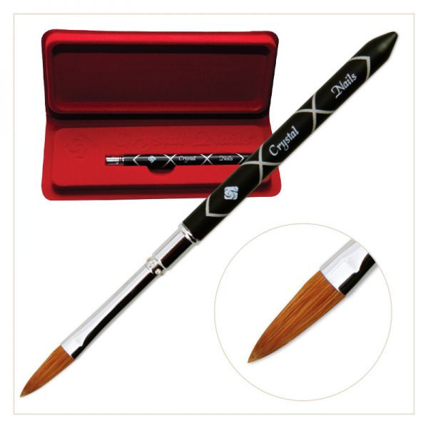 Professional Competition Brush - (with black handle)