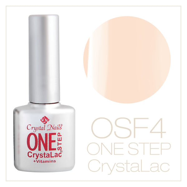 French One Step CrystaLac gel polish