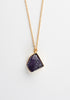 Junipur stone necklace