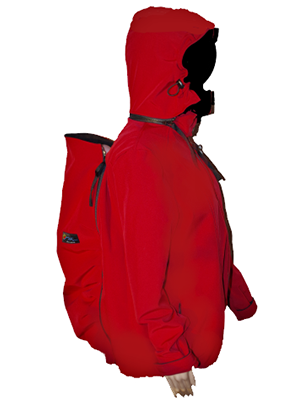Open image in slideshow, Malbec - Red 4 in 1 Babywearing Jacket