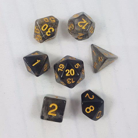 Clouded infused dice