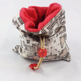 Specialty Nova Scotian Made dice bags