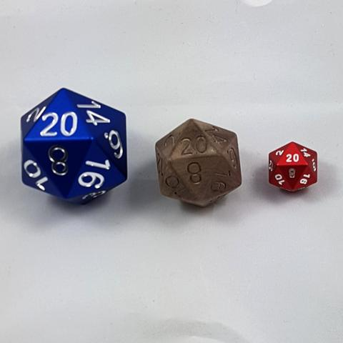 Colossal D20