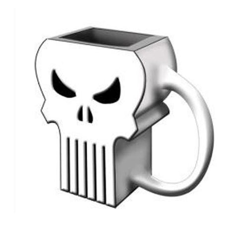 Punisher 3D mug