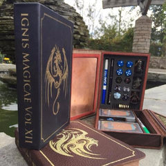 Spellbook Game boxes by Elderwood