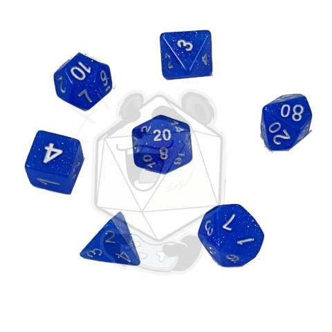 Translucent Sparkles dice sets