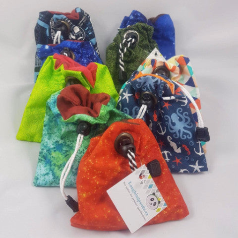Mystery dice bags ( with set of dice)