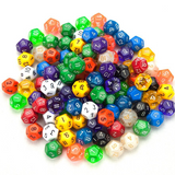 Plain Dice Sets