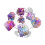 Nebula (white) Dice Sets