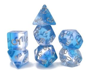 Ocean Breeze Dice