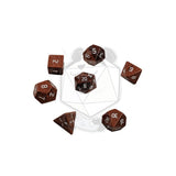 Stone (Gemstone) Dice