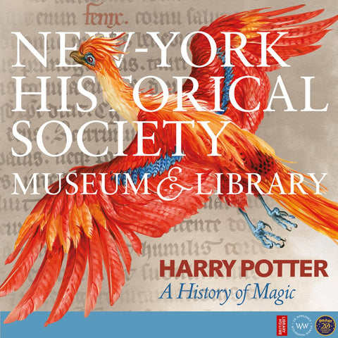 Harry Potter: A History Of Magic Opens In New-York Historical Society In October 2018
