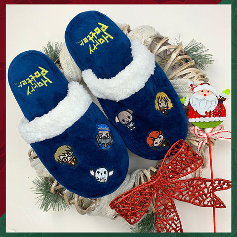 Harry Potter slippers promo