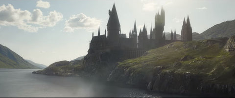 Hogwarts in Fantastic Beasts: The Crimes of Grindelwald
