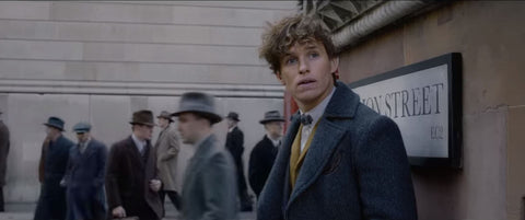 Fantastic Beasts: The Crimes of Grindelwald Newt in London
