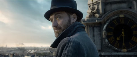 Fantastic Beasts: The Crimes of Grindelwald Dumbledore in London