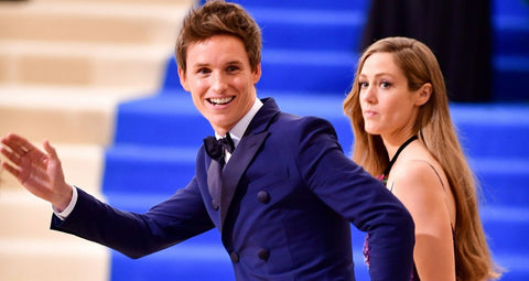 Eddie Redmayne welcomes his second child