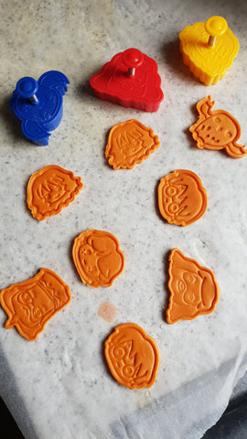 Harry Potter kawaii cookie cutters