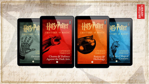 J.K. Rowling to release 4 new e-books on 'Harry Potter' and 'rich history of magic'