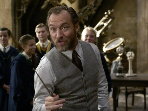 'Fantastic Beasts 3' will focus more on a young Albus Dumbledore and Hogwarts