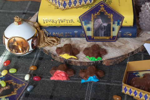 Chocolate Frog recipe for Sorting ceremony
